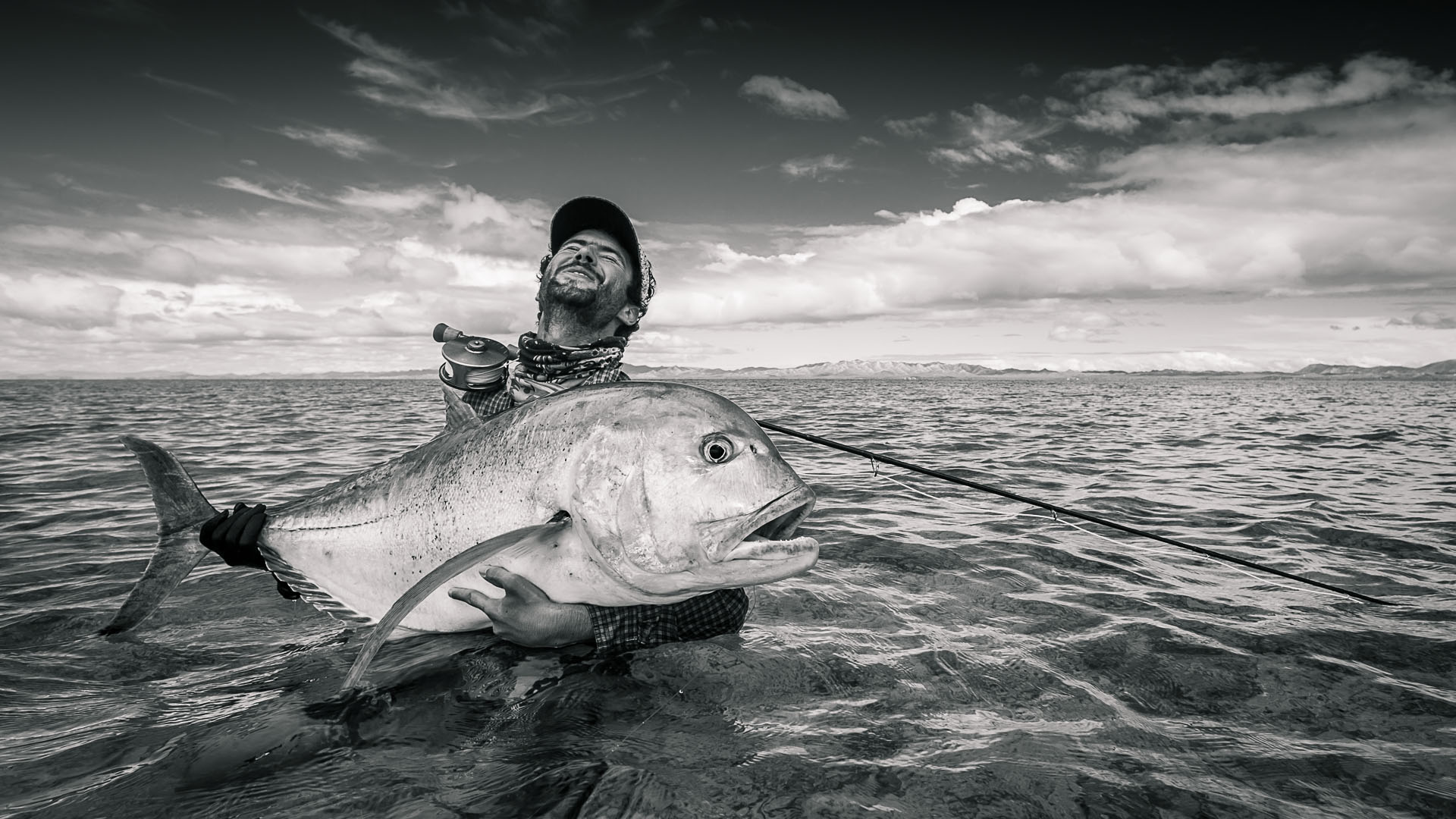 P che mouche damien brouste for Fly fishing photography