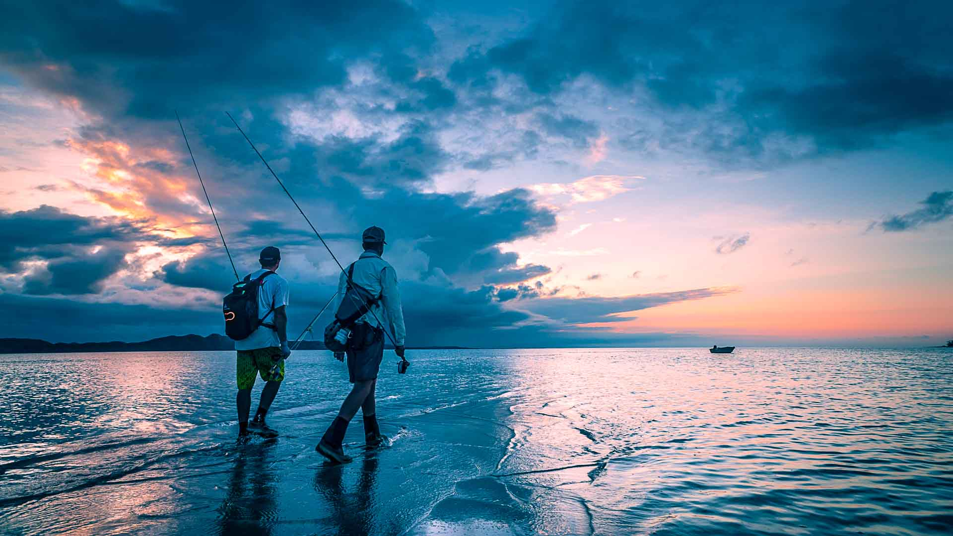 Damien brouste fly fishing photography for Salt water fly fishing